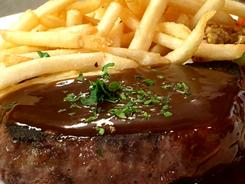 250g Grass Fed Rump Steak