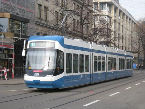 Beware the tram driver!