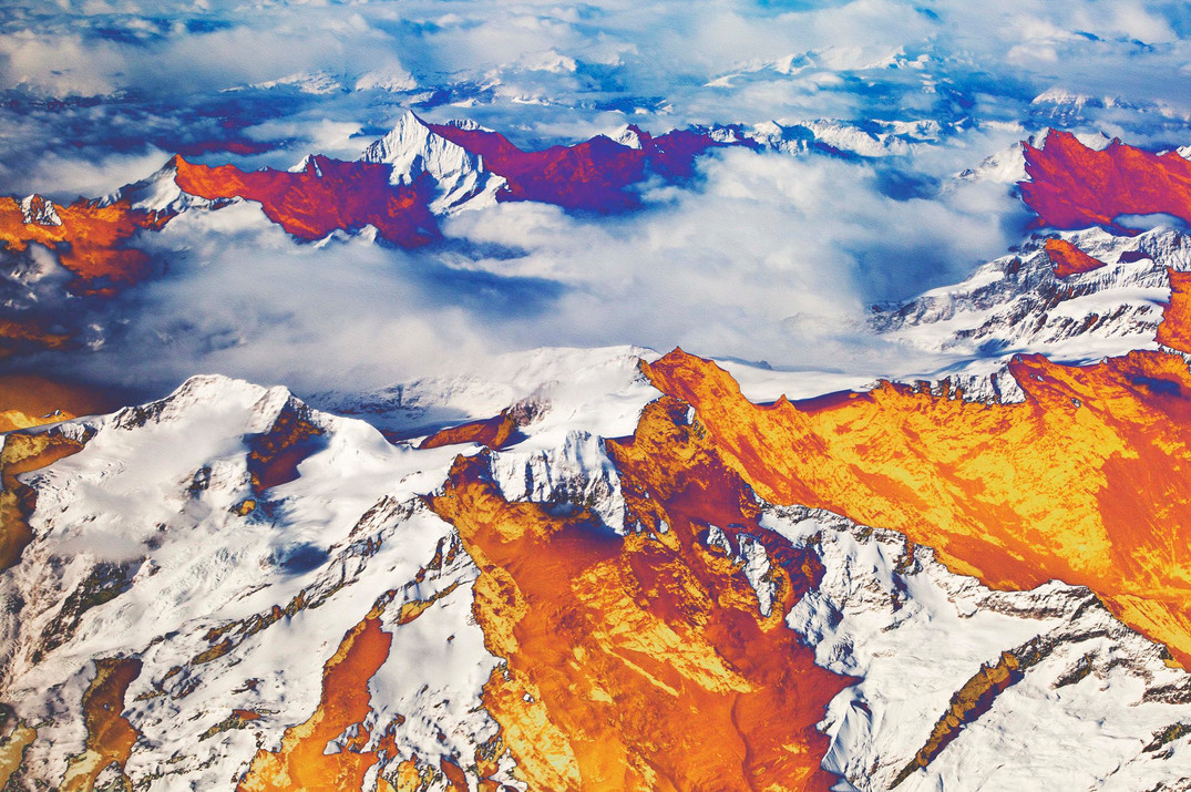 Polluted Mountains II