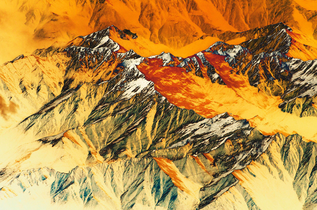 Polluted Mountains III
