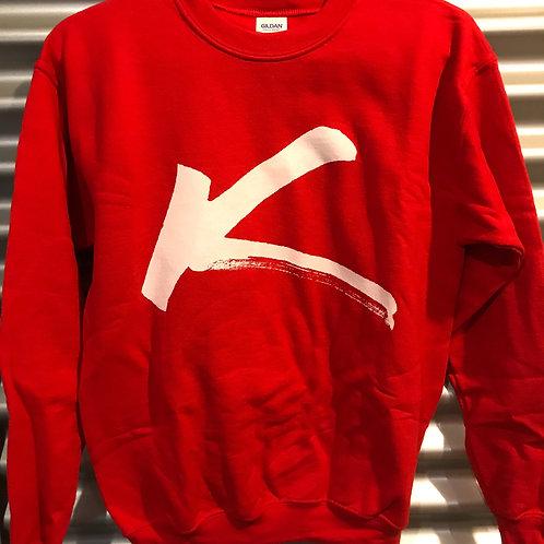 Coton Ouaté enfant rouge