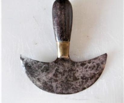 Couteau à pied