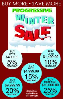 Progressive Sale