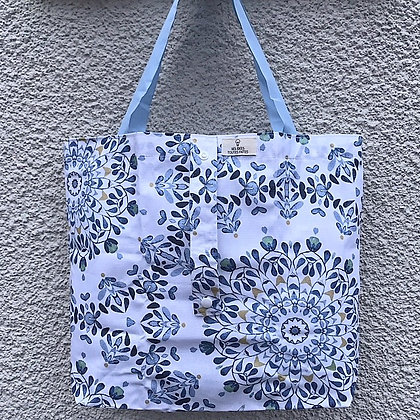 SAKATOU - Fleurs bleues