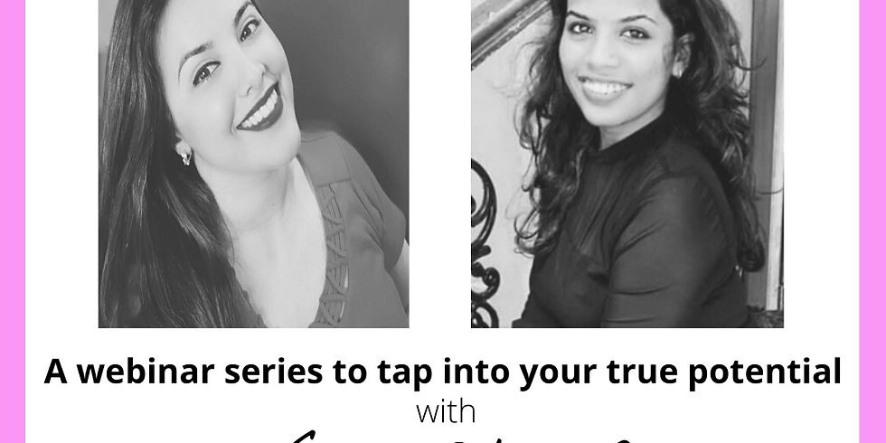 Tapping Into Your Life Webinar Series