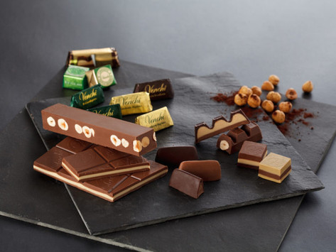 VENCHI: GUSTOSO CHIOCCOLATO ITALIANO (tasty Italian chocolate)