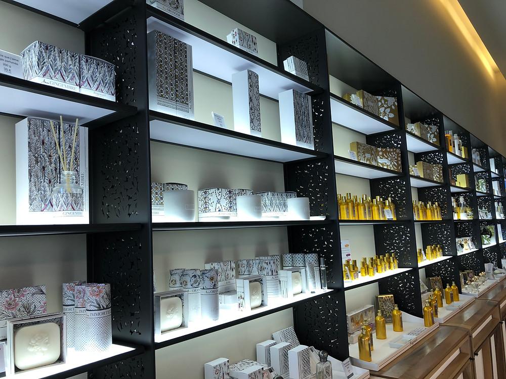 Fragonard perfumes marseille