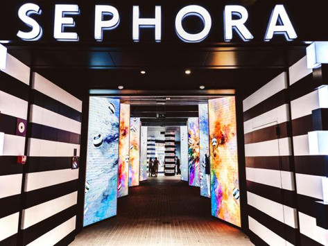 SEPHORA- A COSMETIC BLISS