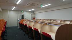 自習室の風景3