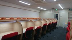 自習室の風景2