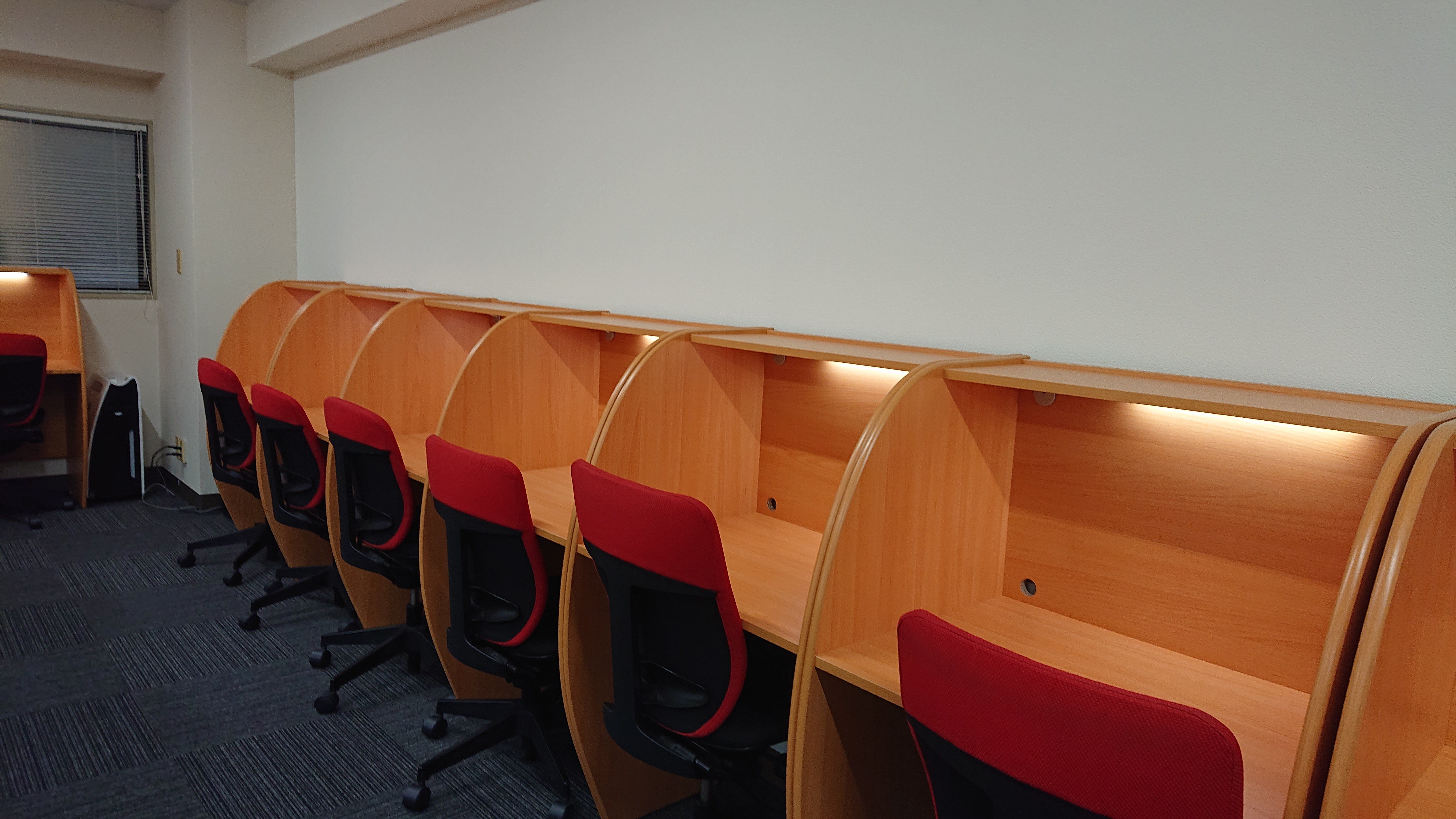自習室の風景5
