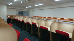 自習室の風景1