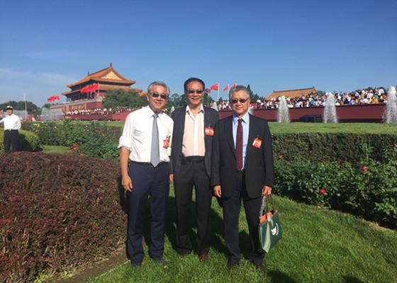 Mr. Howard Li Attends China's 70th Anniversary V-Day Parade