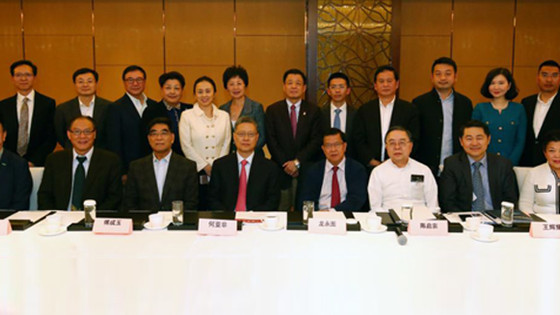 Mr. Howard Li as Vice Chair of CCG Attends Centre for China Globalisation (CCG) Gala Dinner