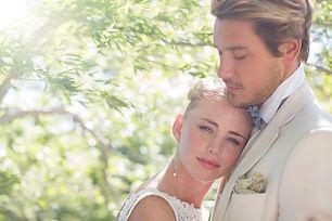 Les jeunes mariés