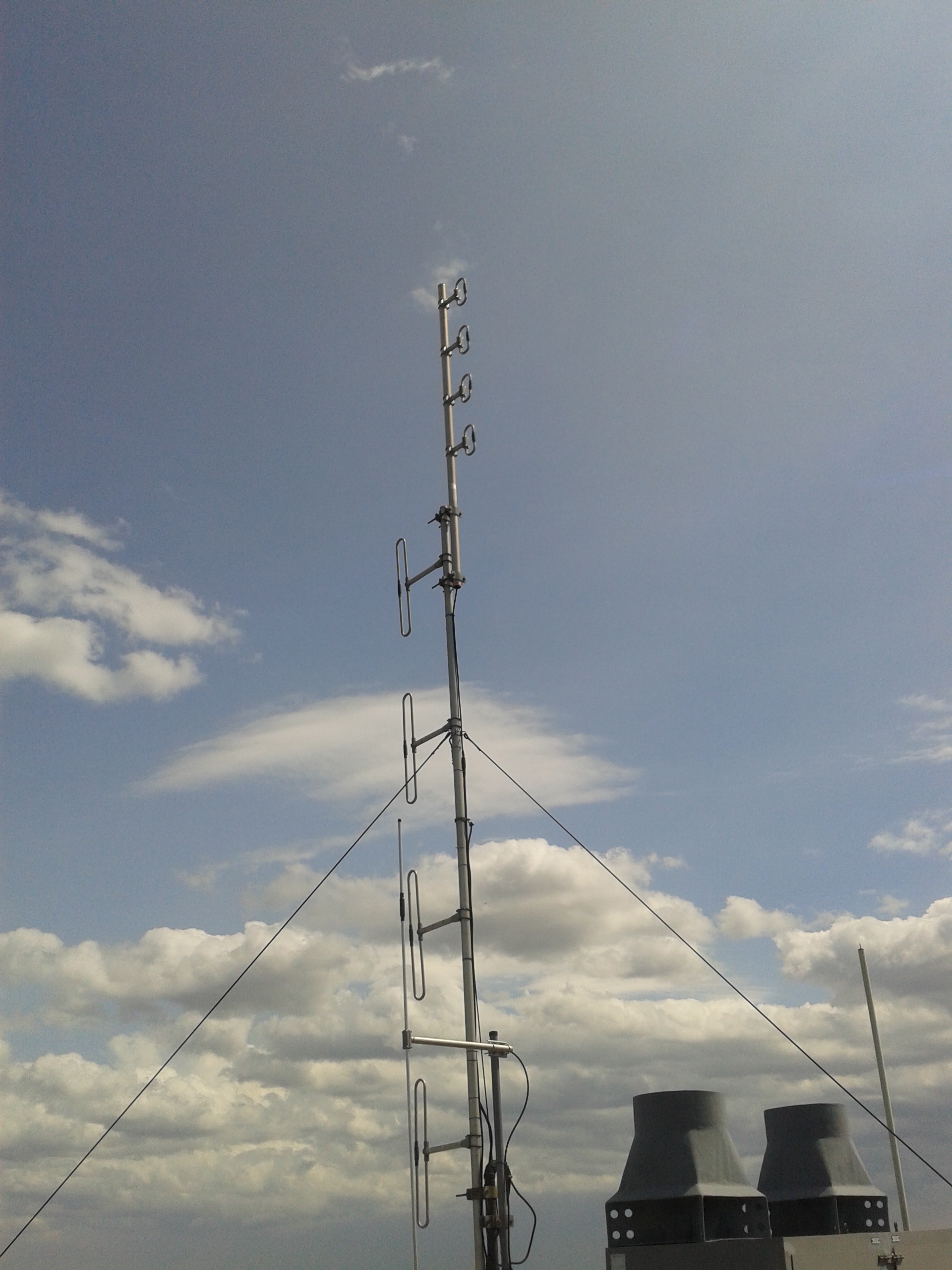 Richmond Hill antennas