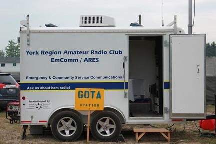 The GOTA Station