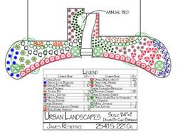 Landscape Design Floor Plans