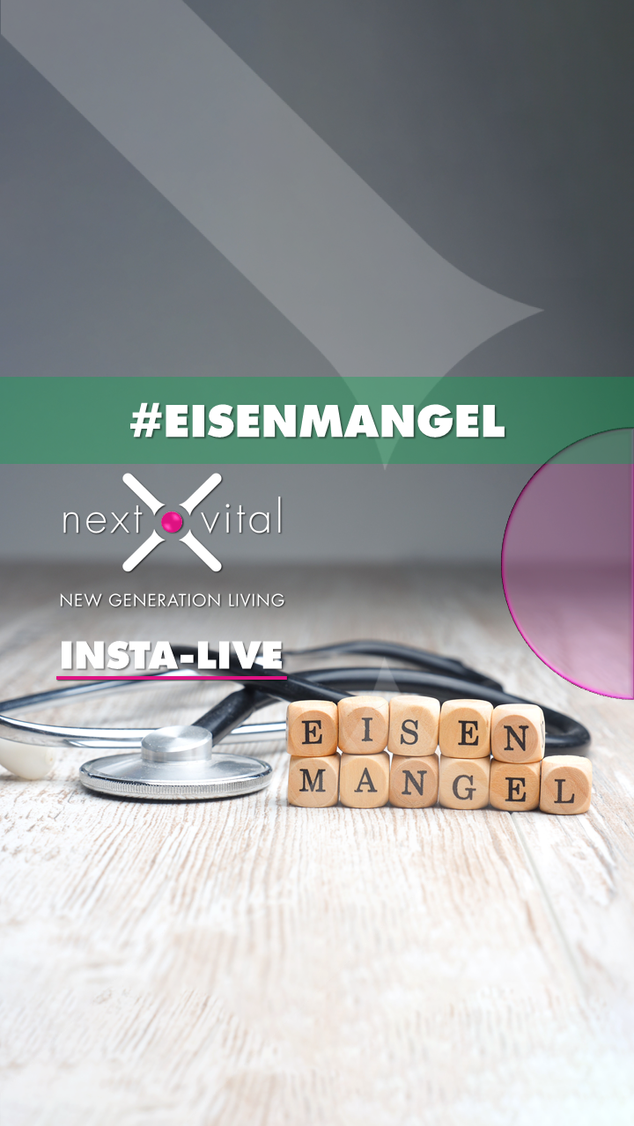 #Eisenmangel