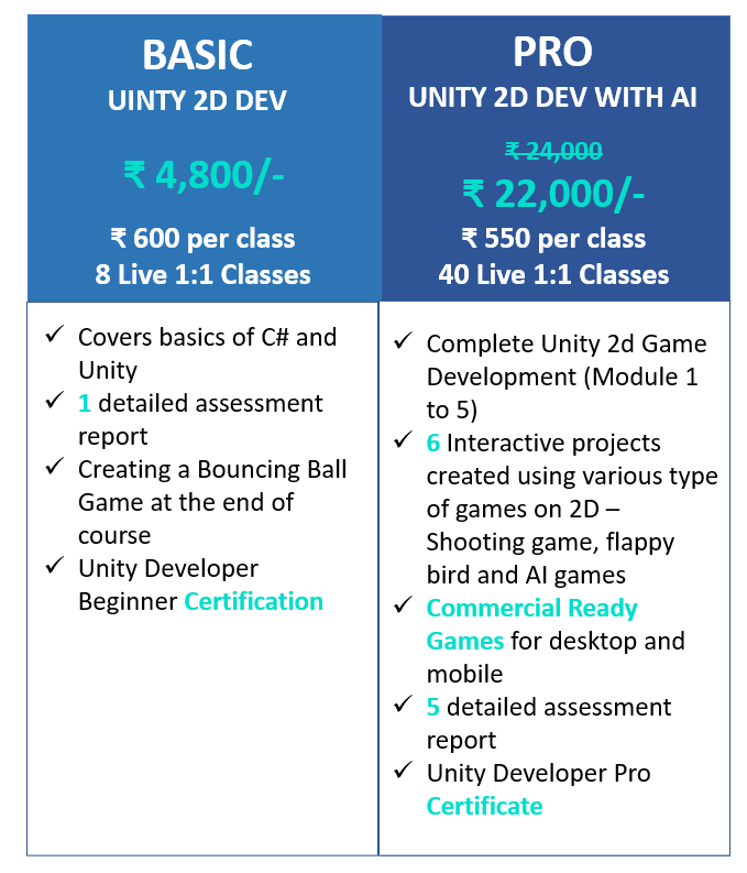 Advanced Game Development