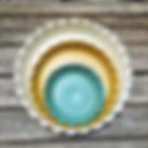 handmade pie plates