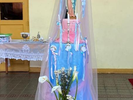 Celebración de la Fiesta de la Virgen del Huerto 2021