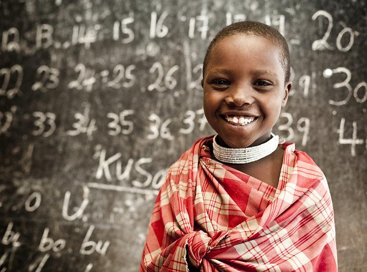 Kinder Zahlen Lernen in der Schule