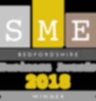 SME Bedfordshire Business Award_Winner_2