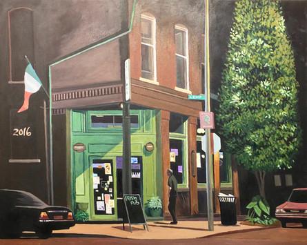 Irish Corner Pub