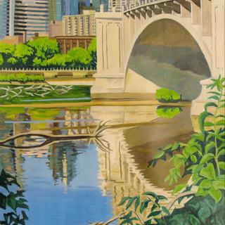 Hennipen Avenue Bridge