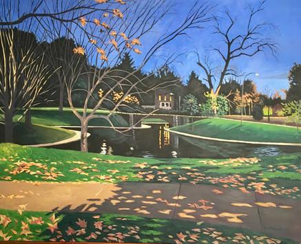 Benton Park Twilight
