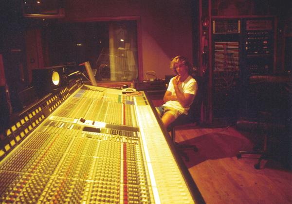 Gary Air Studios 1987