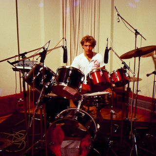 Fro, drum tracks-Air Montserrat