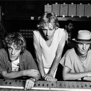 The Police, laying down the tracks, Montserrat