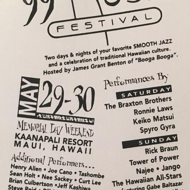 Maui Music Fest