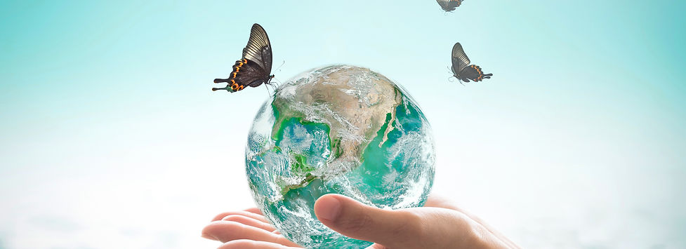 Transforming the world by transforming oneself