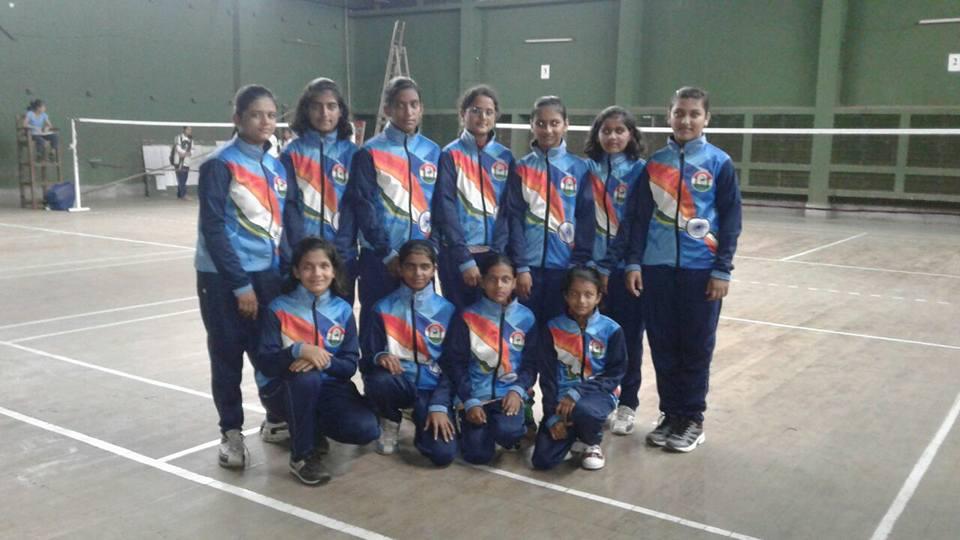 Girls' team