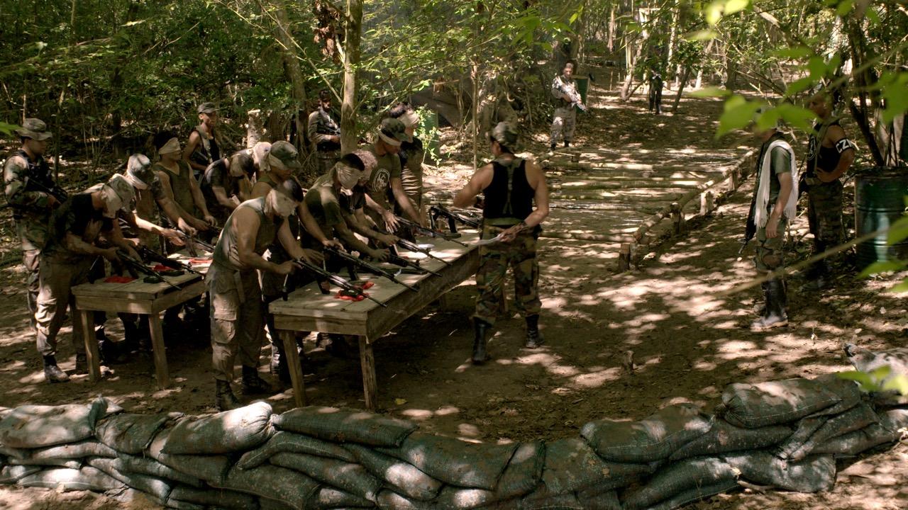 Entrenamiento paramilitar