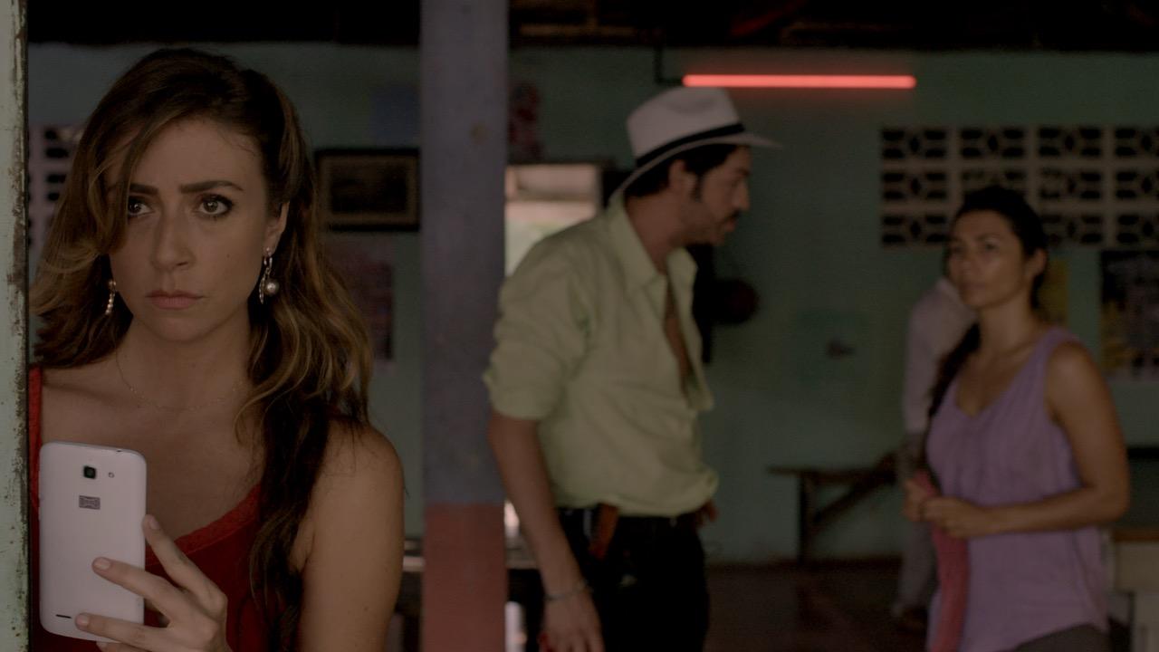 Diana y Raúl infiltrados en pueblo Miner