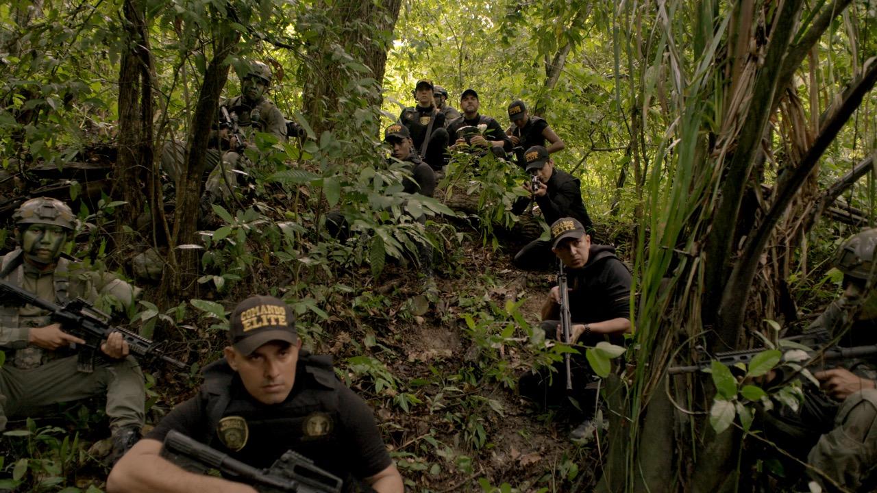 Operativo selva Darien