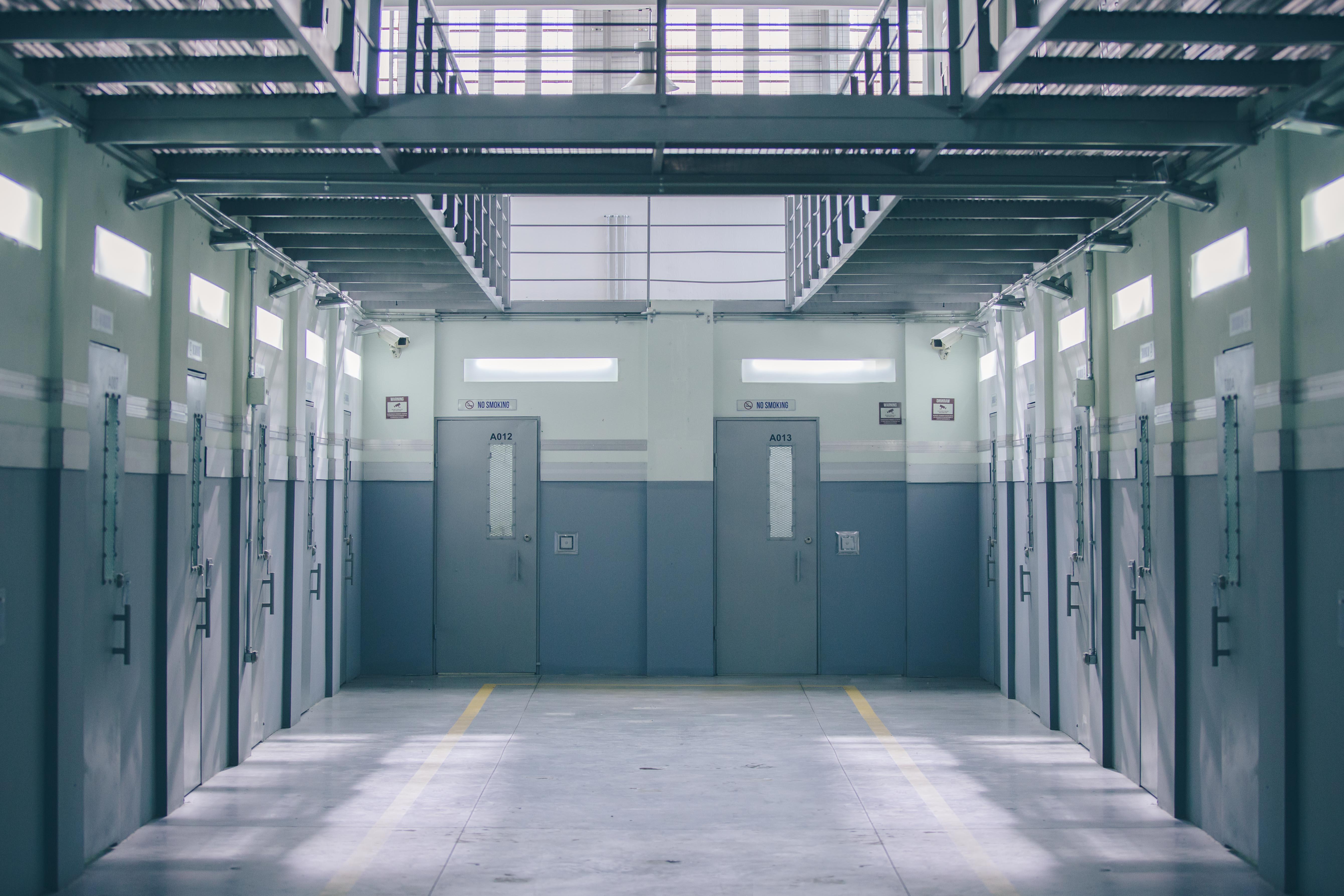 Baton Rouge prisión USA