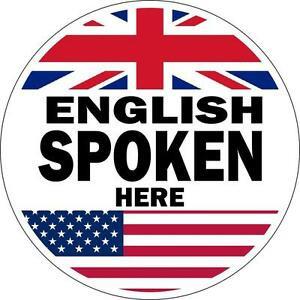 Englischsprachige Beratung