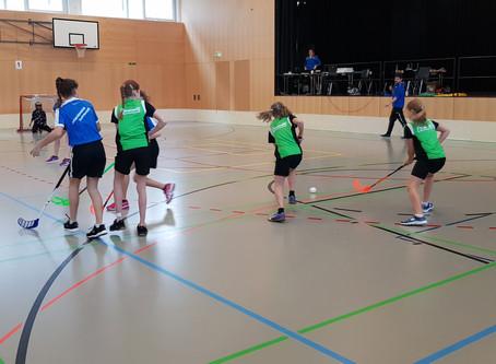 Kantonales Unihockeyfinale Niederrohrdorf 2019
