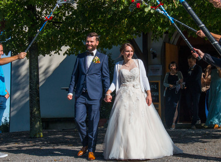 Hochzeit Nora & Fabian 03.10.2020