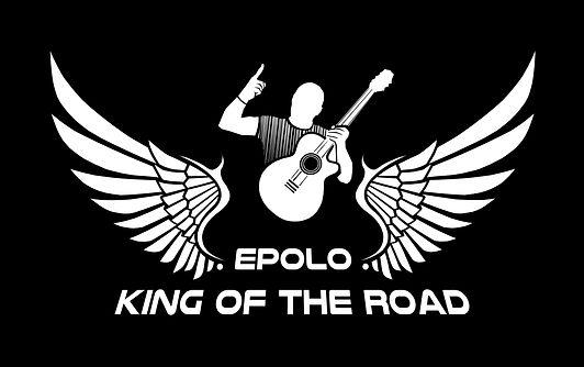King of the Road NEGATIF LOGO EPOLO VIC