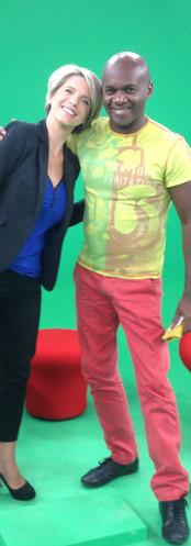 SABRINA JACOBS Face à Face sur RTL