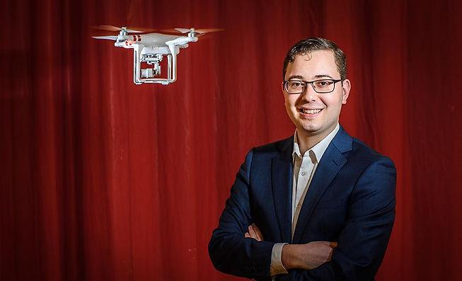 2018-andres-gvirtz-drone-clark-universit