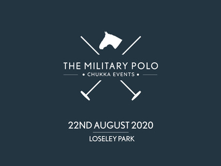 The Military Polo 2020 is Coming Soon. Are You Ready?