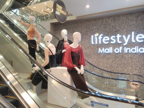 Mall of India,LS
