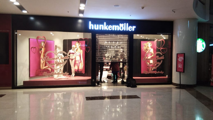 Mall of India,Hunkmoller
